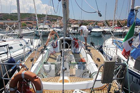 barca athena sail