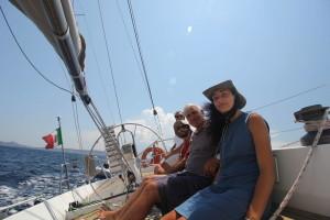 gita alle isole athena sail