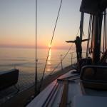 athena sail alba barca