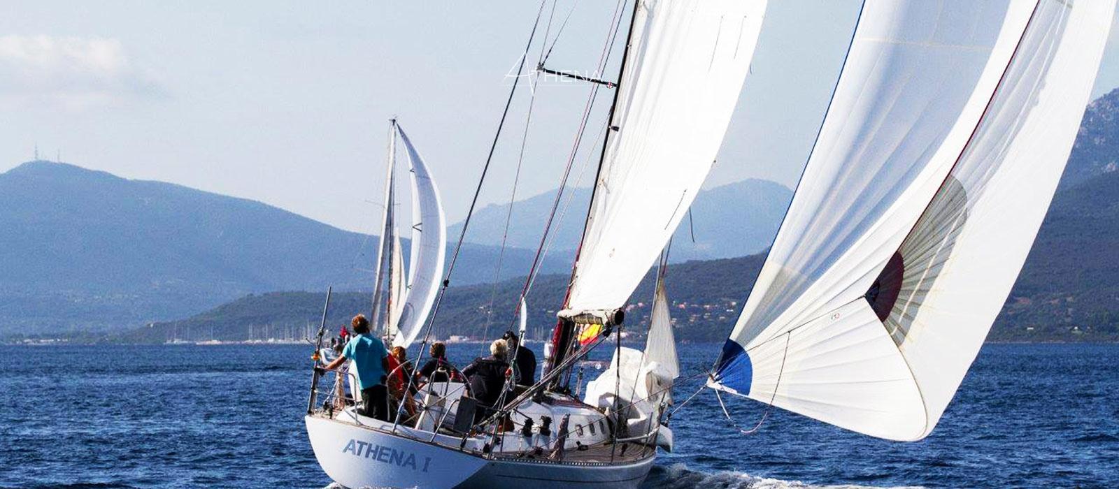 Athena - Barca a vela per escursioni in Sardegna